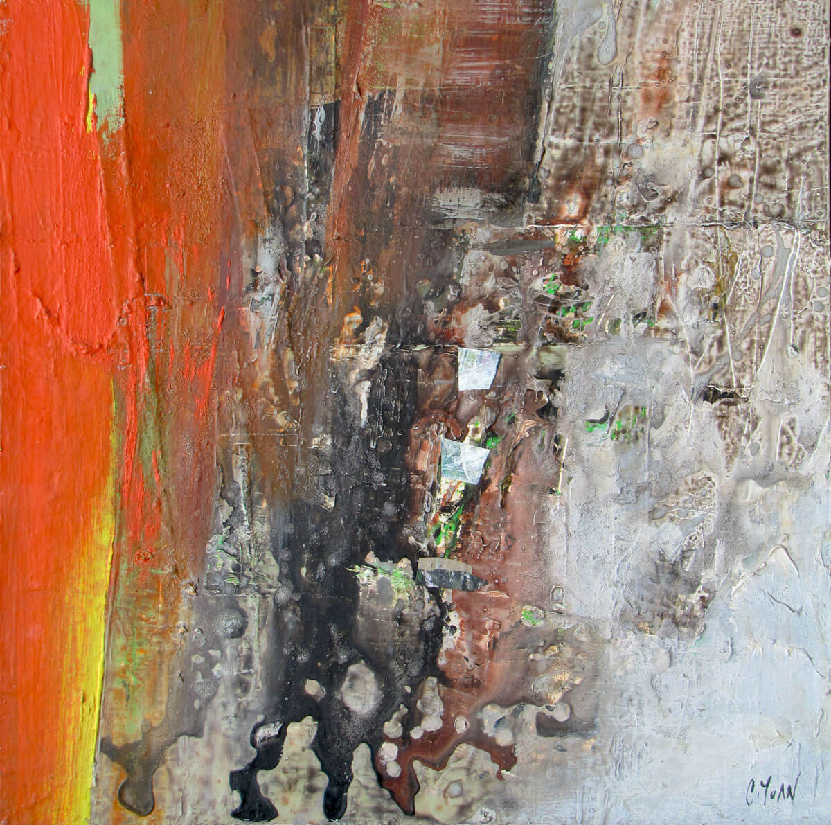 April -Vietnamese Painting