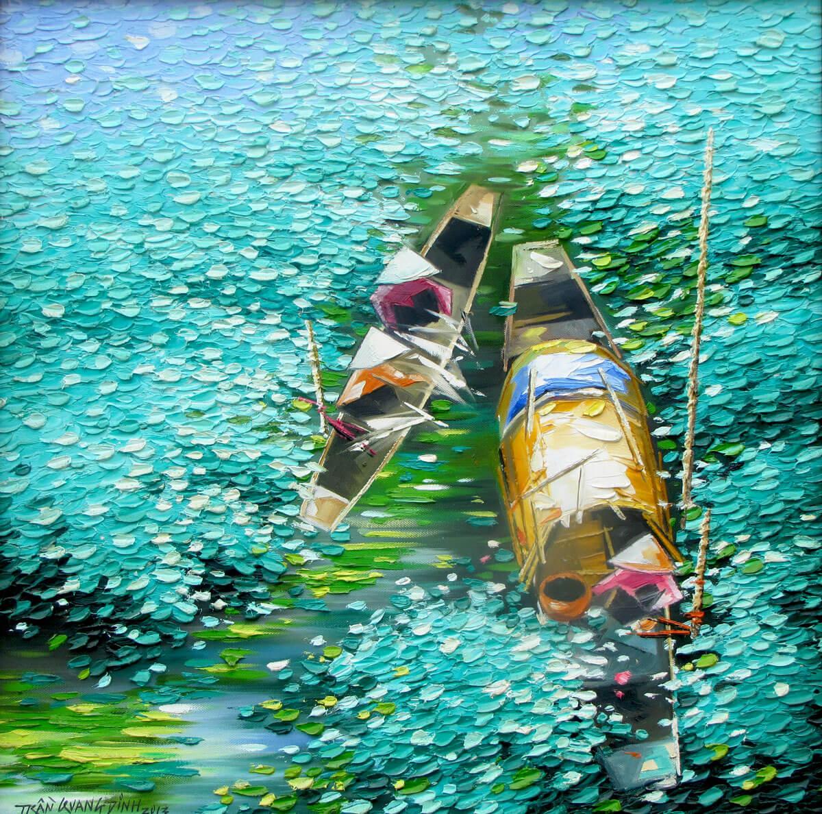 Blossom season 1 -Original Asian Art