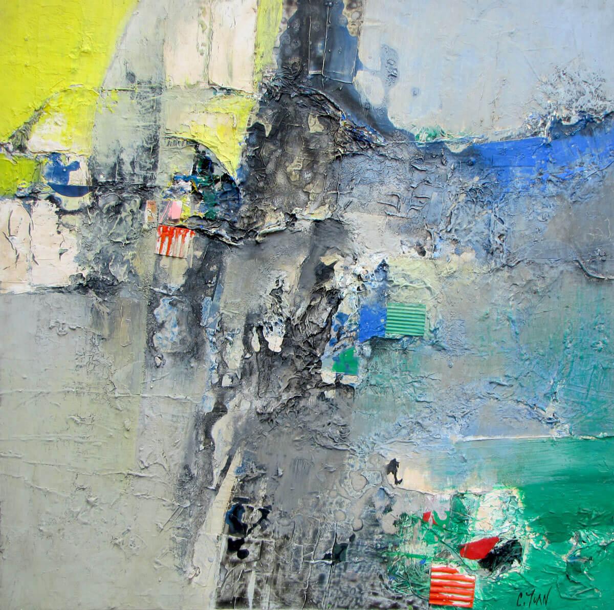 Calm 04 -Vietnamese Painting