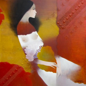 Do Duy Tuan-Young Lady -90x90