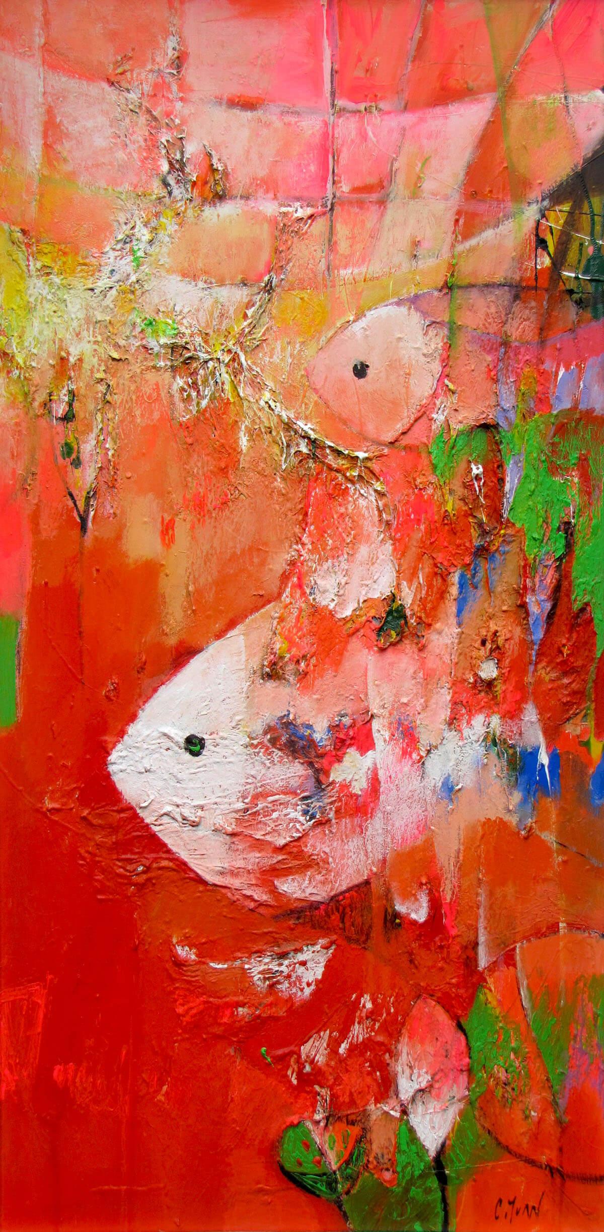Downstream 05-Vietnamese Painting