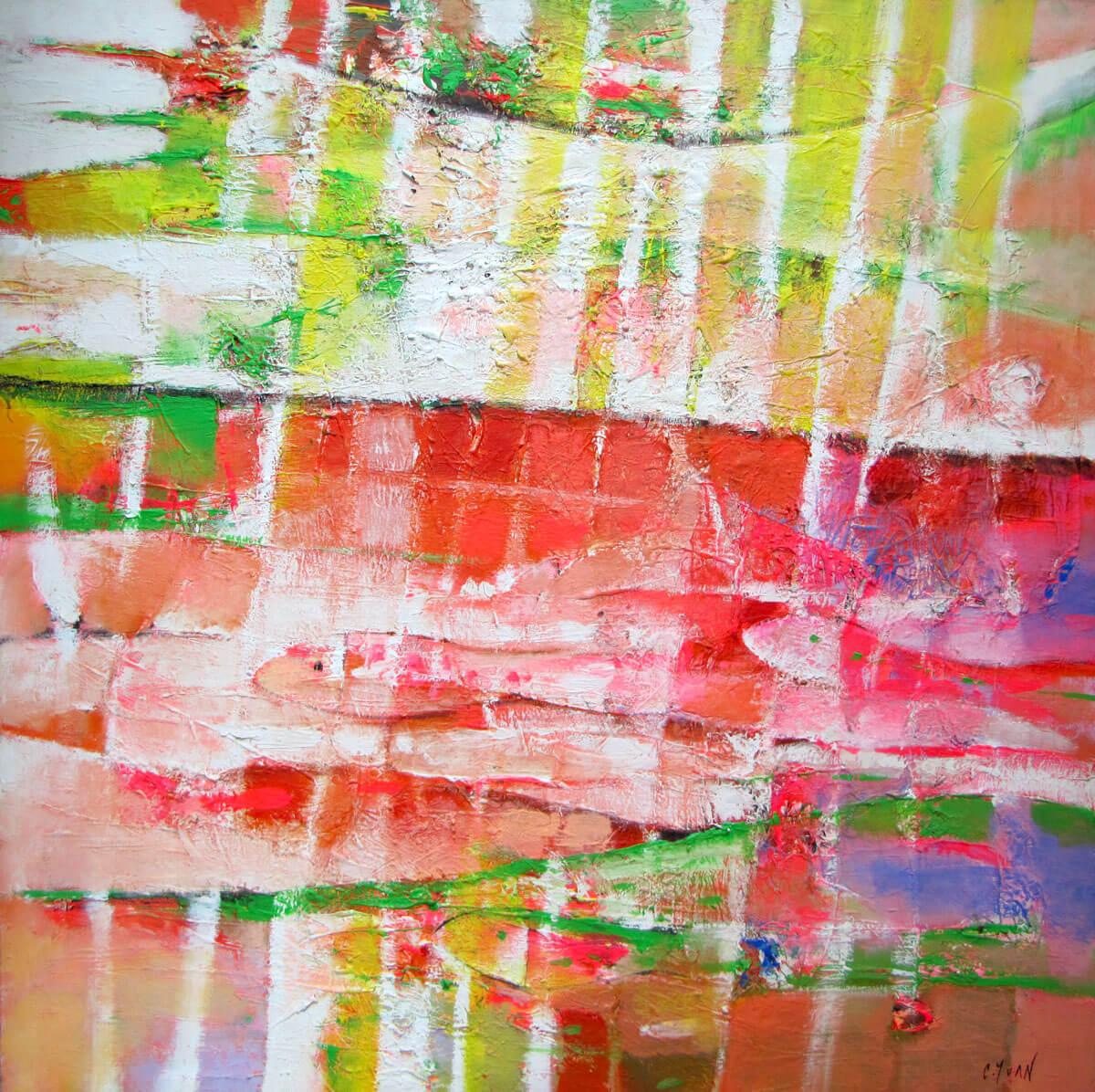 Downstream 06 -Vietnamese Painting