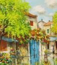 Early Summer-Original Vietnamese Art