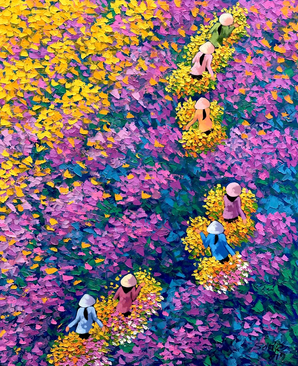 Flower field-DNS-70x85