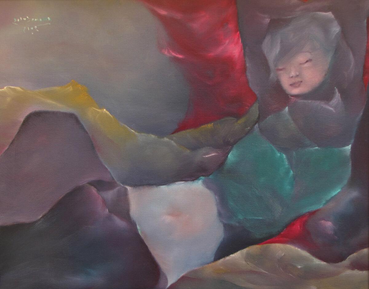 Happiness-Original Vietnamese Art