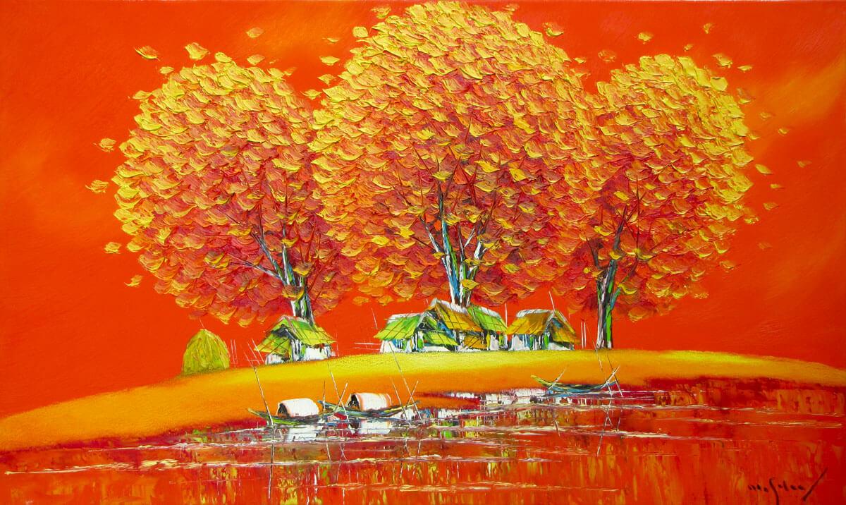 In the Summer 02-Original Asian Art