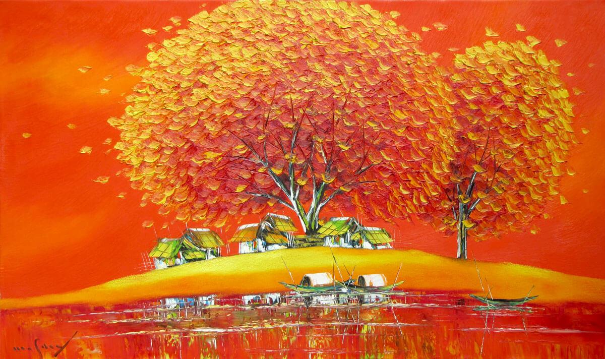 In the Summer 03-Original Asian Art