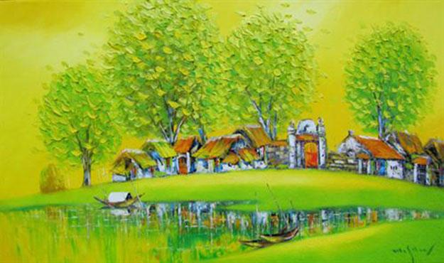 In the Summer 05-Original Asian Art