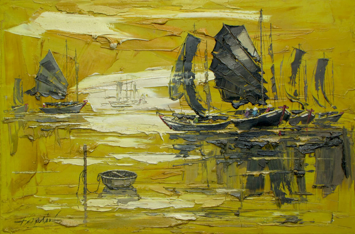 Seaview-Original Vietnamese Art Gallery