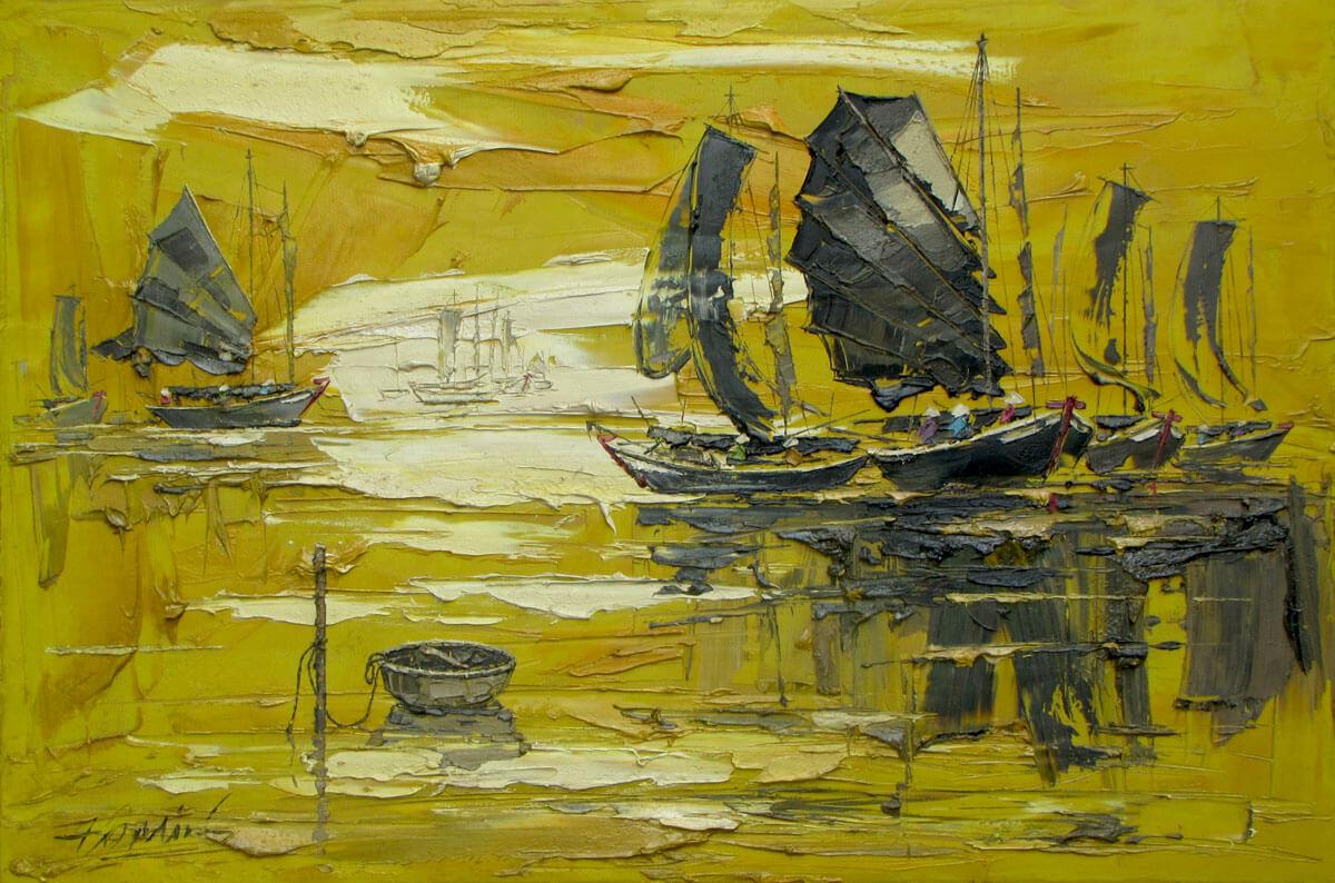 Seaview-Original Vietnamese Art Gallery