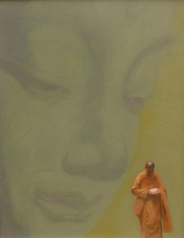 Silence 02-Original Vietnamese Art