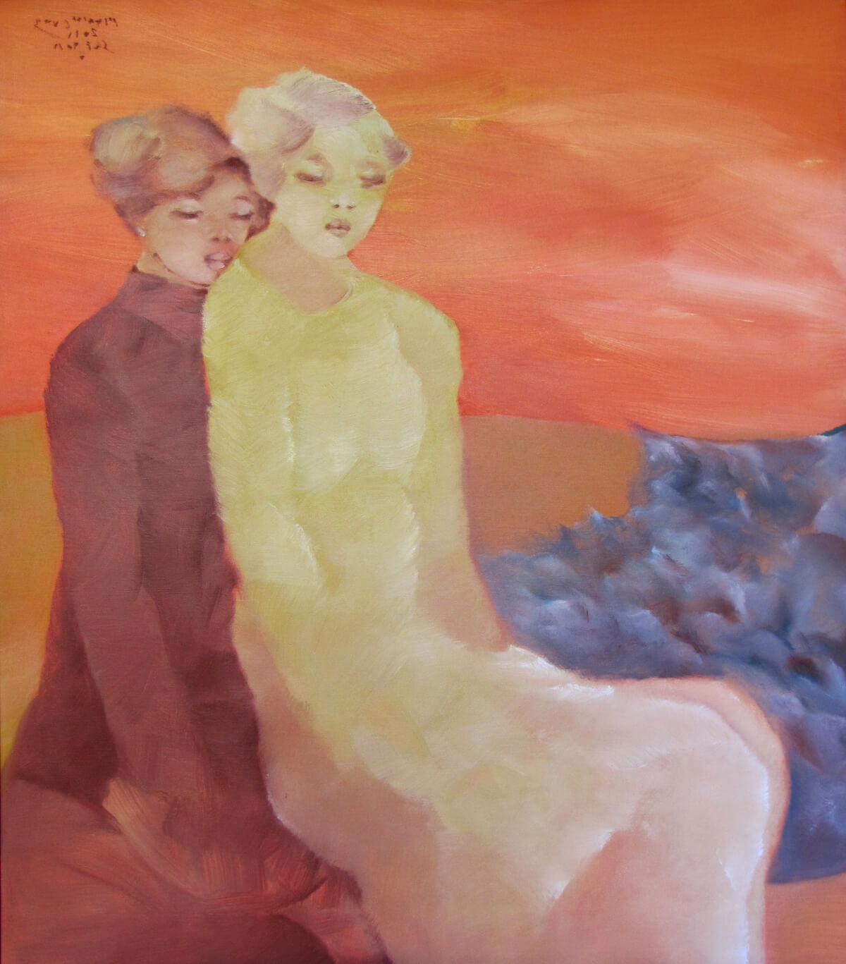 sisters-3-original-vietnamese-art