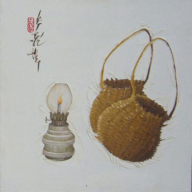 Still life 01 -Original Asian Art