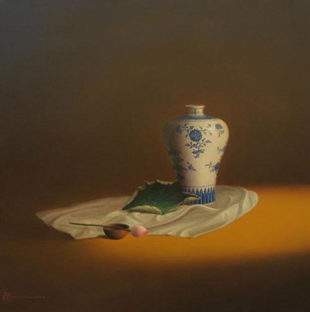 Still-life 01-Vietnamese Painting