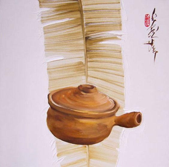Still-life 02 -Original Asian Art