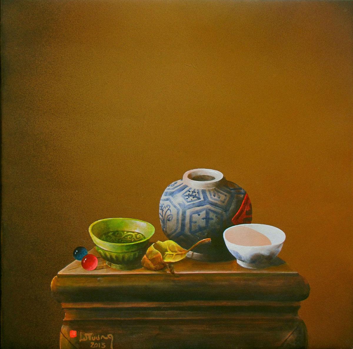 Still-life 02-Original Vietnamese Art