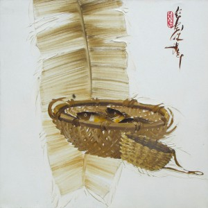 Still-life 03-Original Asian Art