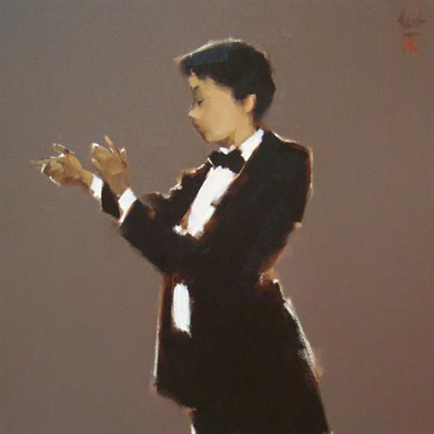 The Conductor -NTB-Original Vietnamese Art
