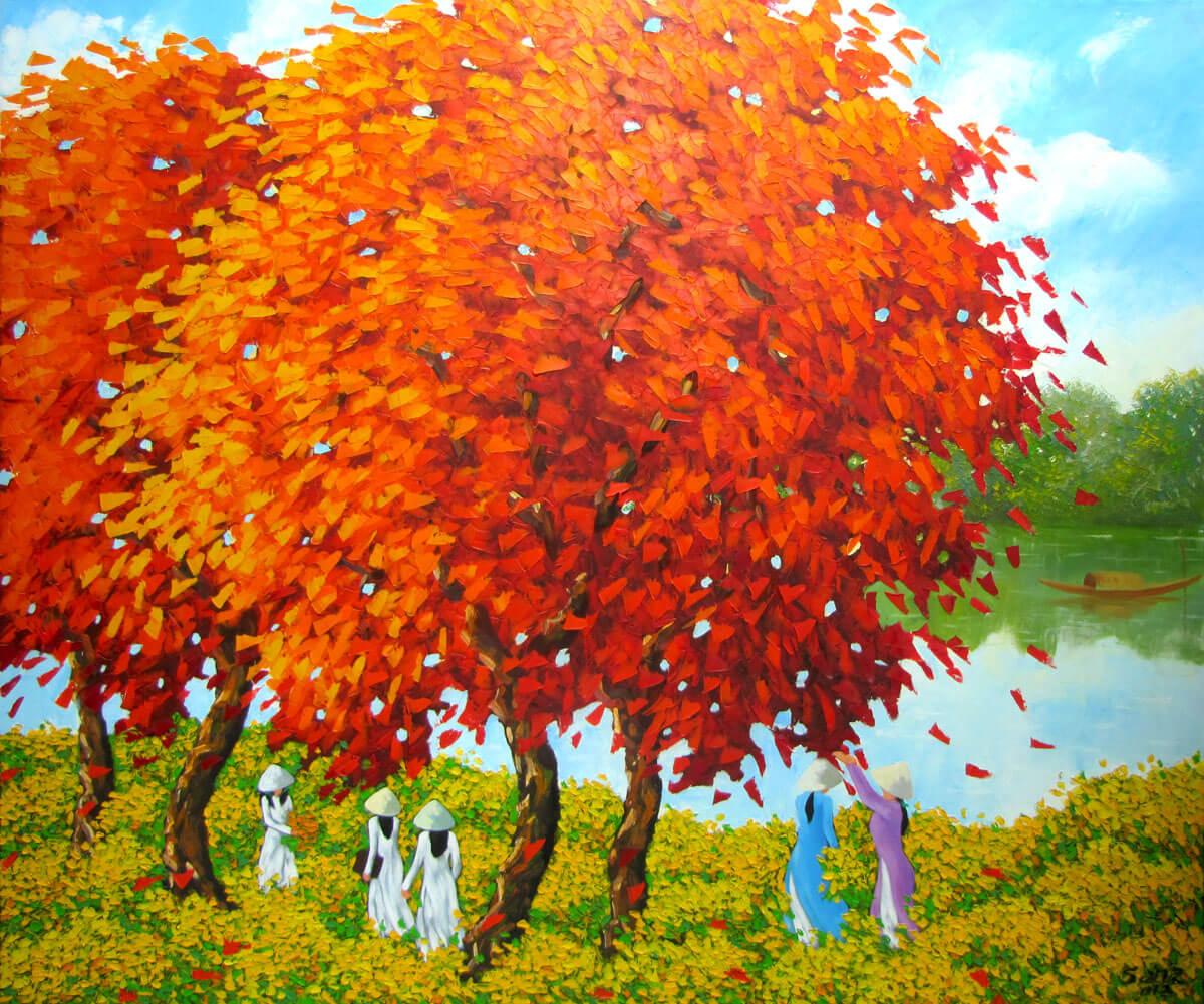 The Summer - DNS3 -Original Vietnamese Art