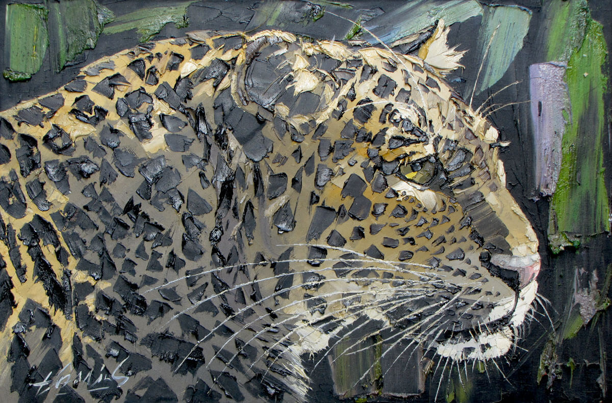 Tiger-Original Vietnamese Art Gallery