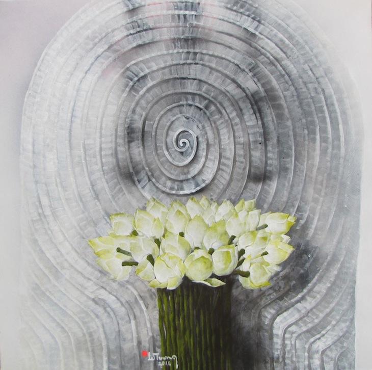 Lotus-Original Vietnamese Art