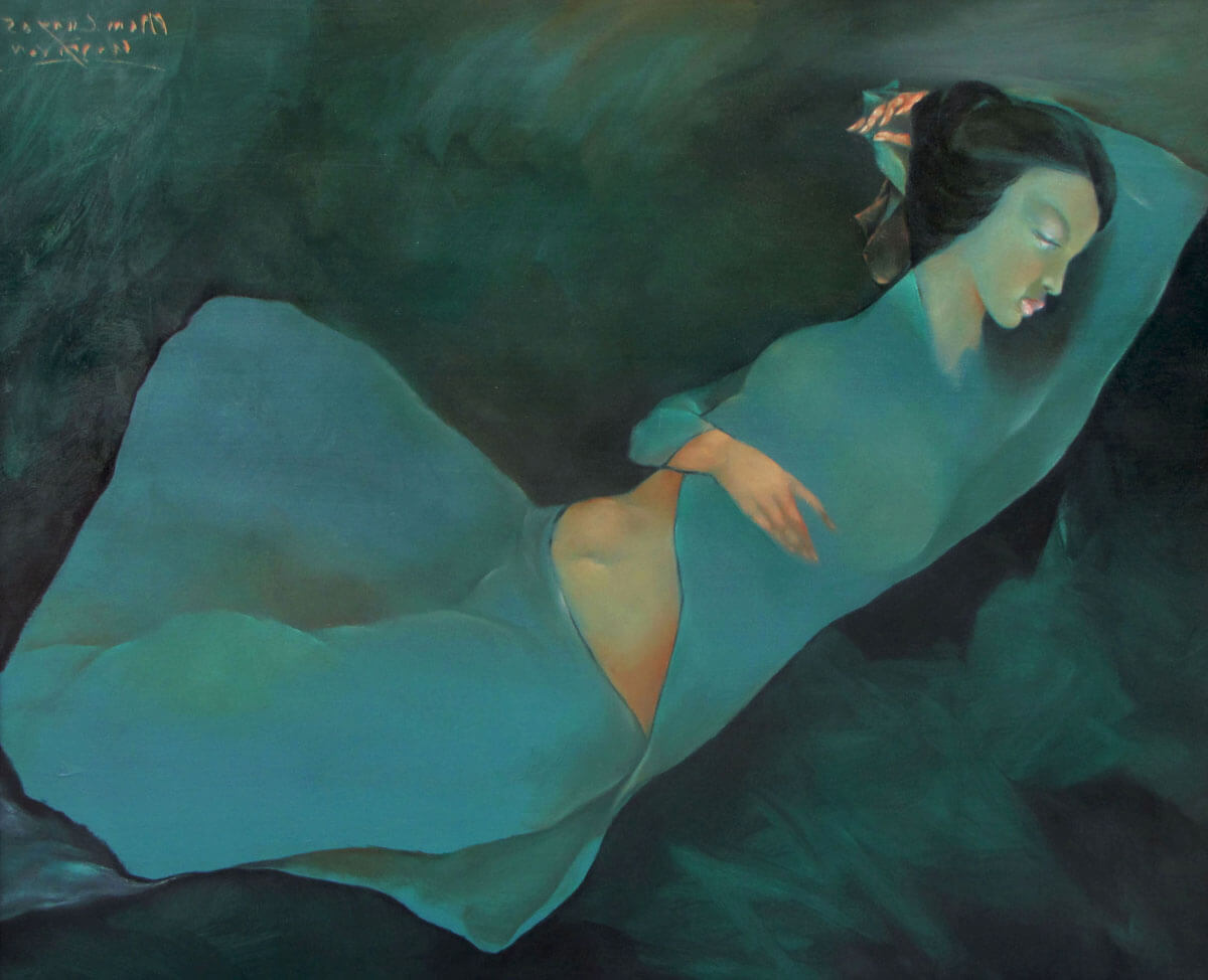 Sweet dream-Original Vietnamese Art