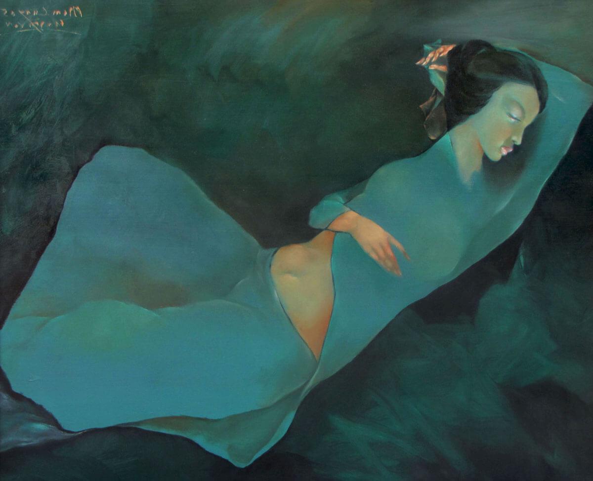 Sweet dream-Original Vietnamese Art