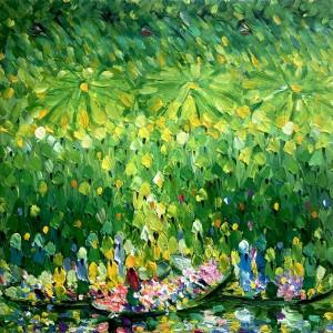Flower boats 07-100x100