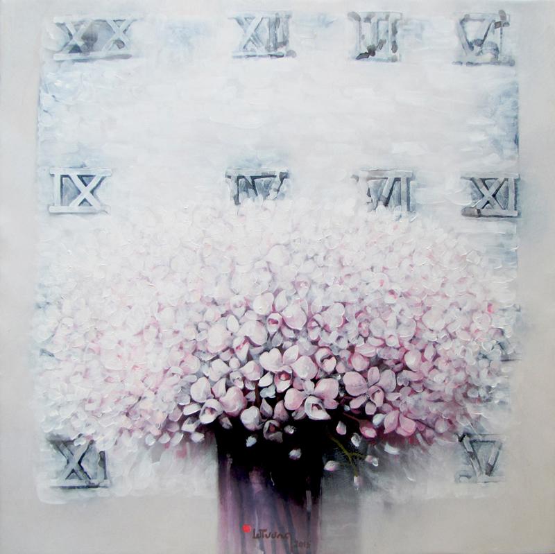 Fragrant orchid-Original Vietnamese Art