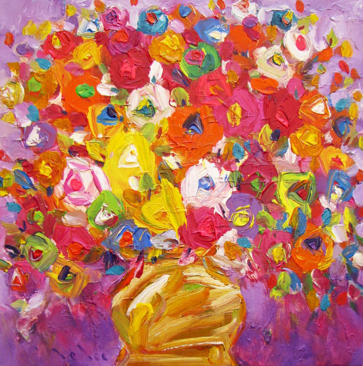 Still-life-with-vase-of-flowers-04-Original-Vietnamese-Art