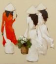 Nguyen Thanh Binh - Vietnamese Paintings