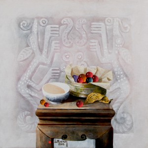 Still Life 03 - Original Vietnamese Paintings