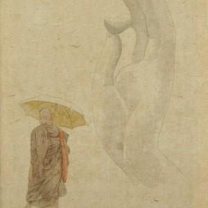 Pilgrim 04 - Original Vietnamese Art