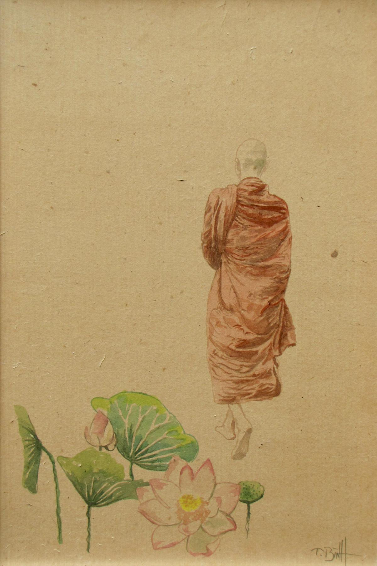 Pilgrim 06 - Vietnamese Paintings
