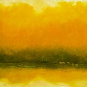 Yellow Autumn - Vietnamese Art
