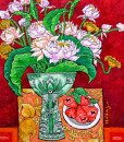 vase of lotus 01-TTH