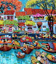 Market by the river 02-100x120