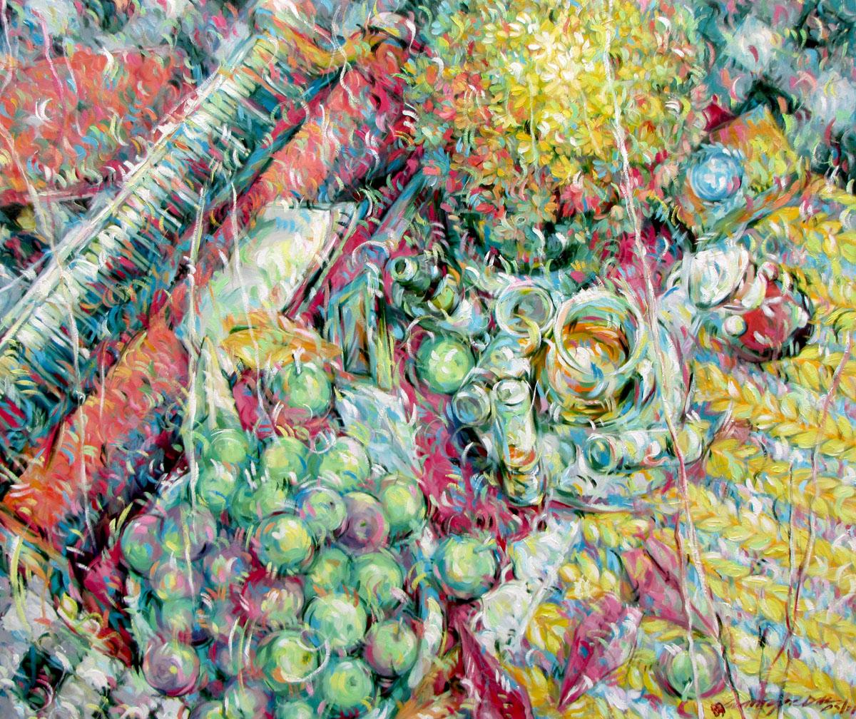 Still-life 01-120x140cm