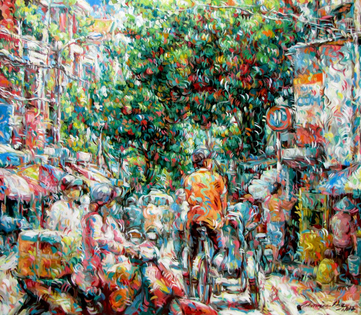 Street corner-TND