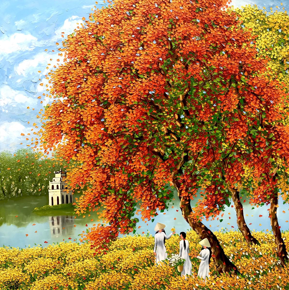 Blossom season-120x120