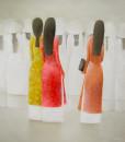 School girls-60x70cm