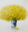 Yellow flowers-60x60cm