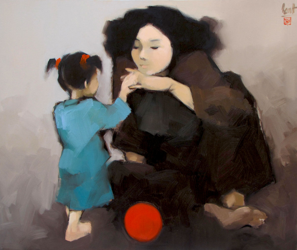 The Mother 04-80x95