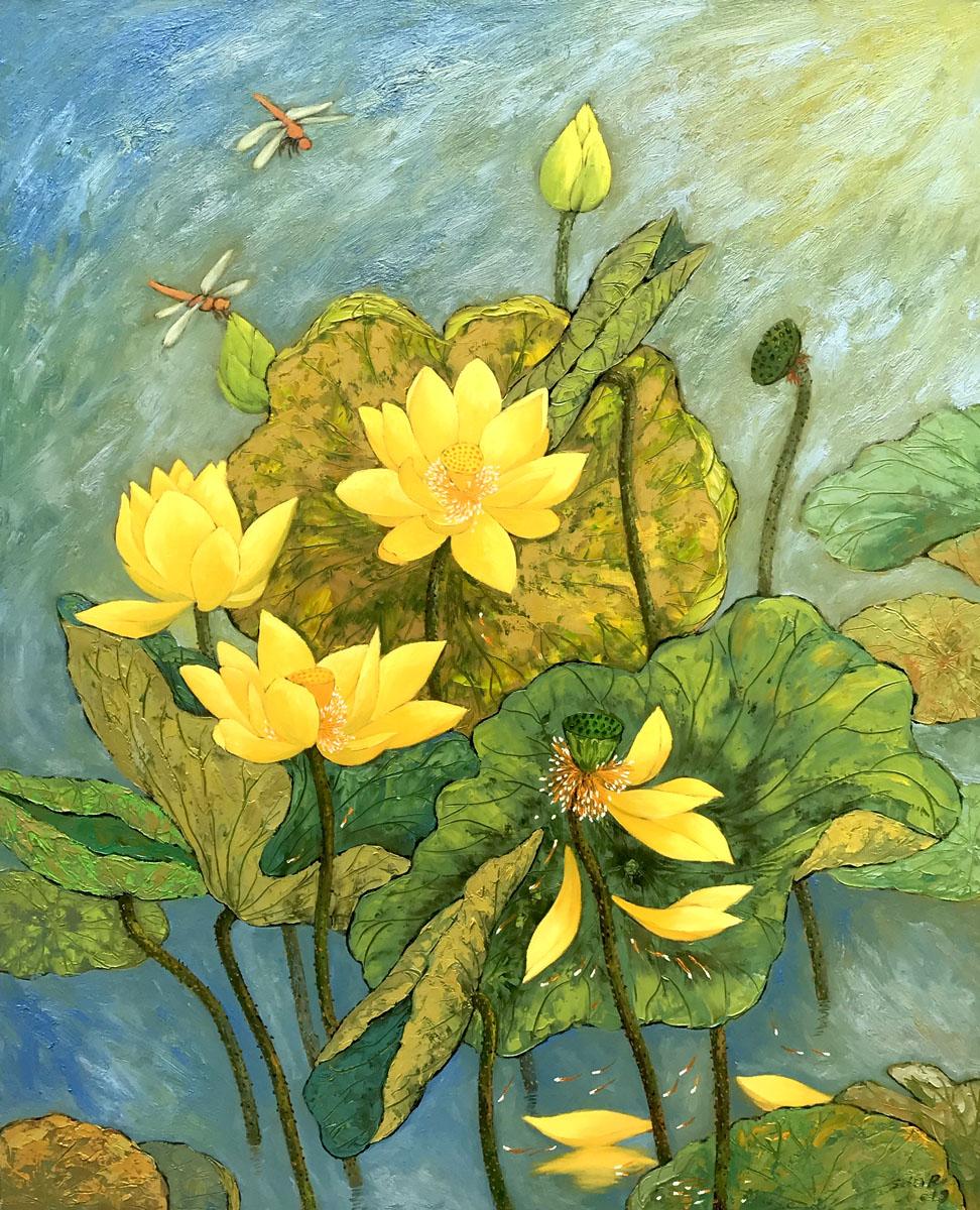 The Lotus 04-90x110