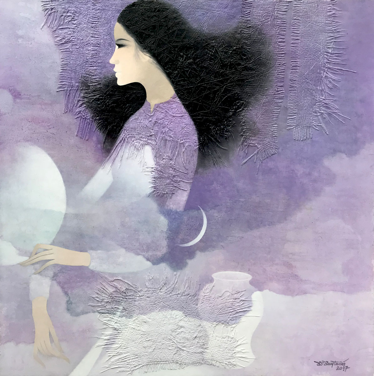 Lady in purple-90x90