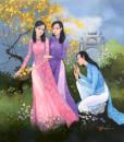 Spring Garden 02-100x100