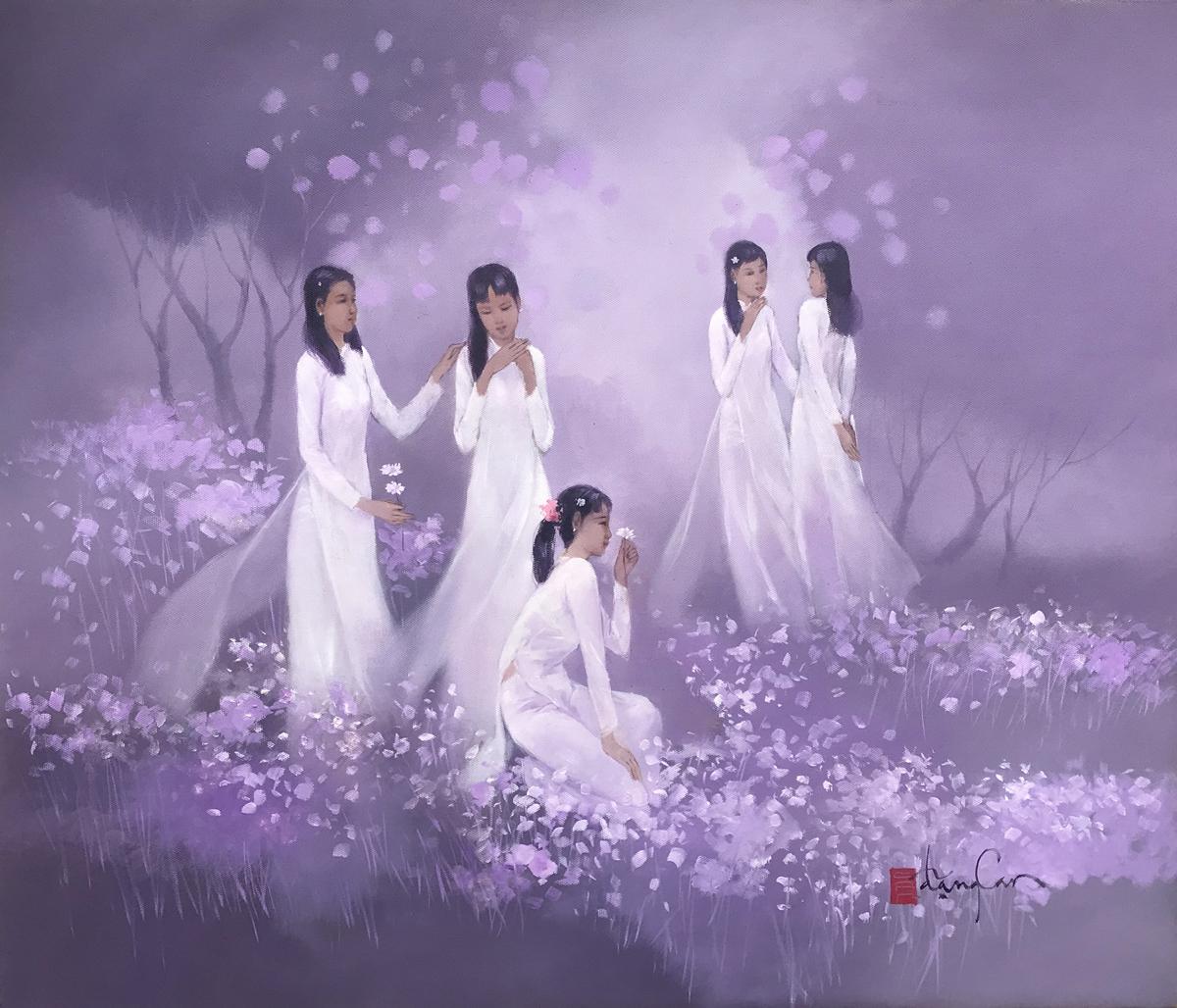 Schoolgirls 01-60x70