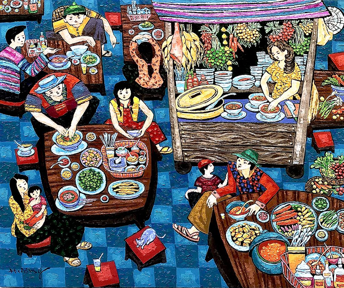 Noodle shop 01